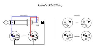 audeze 4 pin mini xlr to trs wiring help head fi org