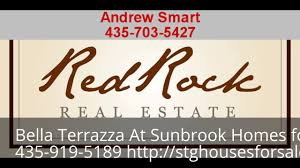 Homes F by Bella Terrazza At Sunbrook Homes For Sale Saint George Utah