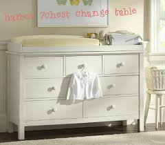 Removable Changing Table Top New Youngoz 7 Chest Of Drawers Removable Change Table Top W Pad