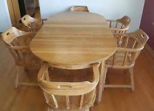 oak kitchen table and chairs oak table and chairs ebay