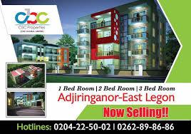 1 bedroom apartment in 1 bedroom apartment in east legon cbc properties ghana