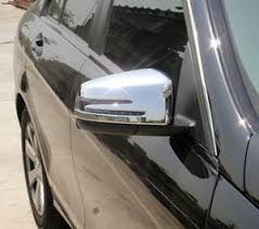 mercedes c class wing mirror mercedes c class c204 coupe chrome door mirror