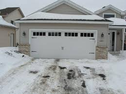 Independence Overhead Door by I Like The Lights Around It Too U0026 By The Front Door Curb Appeal