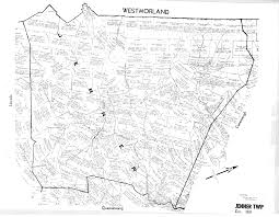 Greenville Ohio Map by Franklin Co Atlas 1868