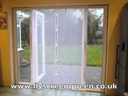 Patio Door Magnetic Screen Patio Door Magnetic Flyscreen