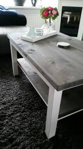 coffee tables simple ikea lack pine top coffee table hackin the