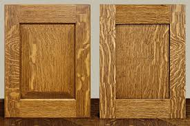 Oak Cabinet Door Quarter Sawn Oak Cabinets Kitchen Quarter Sawn White Oak Wood