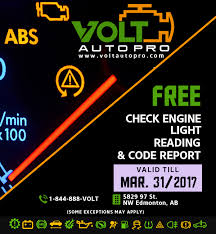 places that do free check engine light free check engine light special volt auto pro