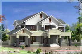 Bedroom Sloped Roof House Feet Kerala Home Design Kaf Mobile