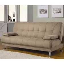 coaster sofa beds and futons fabric convertible sofa bed with