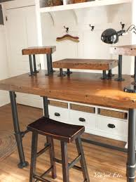 Industrial Desk Accessories by 6 Diy Standing Desks You Can Build Too Notsitting Com