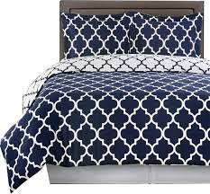 Cotton Bed Linen Sets - meridian 100 cotton printed duvet cover set mediterranean