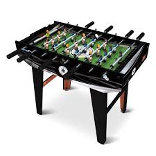 Foosball Table For Sale The Choose Your Iconic Teams Foosball Table Hammacher Schlemmer