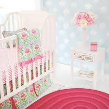 Hayley Nursery Bedding Set by Rose Crib Blanket Baby Crib Design Inspiration