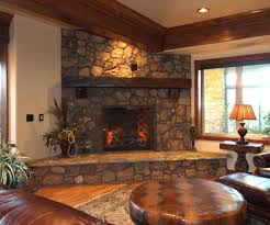 wood fireplace mantels ideas perfect fireplace with shelves from