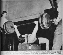 Power Lifting Bench Press French Powerlifting Ratio Real Movement Project