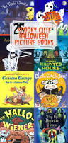spooky cute halloween picture books