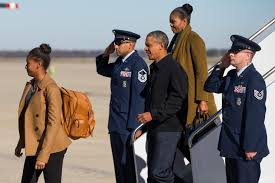Obama Hawaii by Obama To Be A Traveling Man In Last Year In Office Ken Walsh U0027s