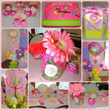 girl baby shower theme to set baby shower themes