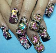 13 best nails images on pinterest sinaloa nails bling nails and