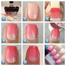 beautiful photo nail art how to do ombre nails 14 tutorials