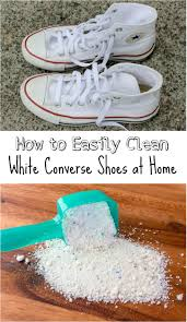 Best Way To Whiten Teeth At Home To Easily Clean White Converse Shoes At Home