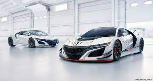 How Much Is The Acura Nsx 2017 Acura Nsx Gt3 V6tt Rwd Racecar Is Fia Ready Video