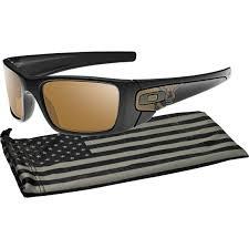 Flag Sunglasses Oakley Si Fuel Cell Coyote Iridium Polarized Sunglasses Tactical