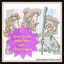 Jesus Heals The Blind Man Preschool Craft Color Your Own Jesus Heals The Blind Man Activities Novelty
