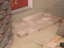 How To Install A Paver How To Install Pavers Us Aluminum