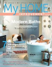 Kitchen And Bath Ideas Magazine My Home Improvement Magazine Issuu