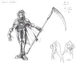 image vincent early art jpg final fantasy wiki fandom