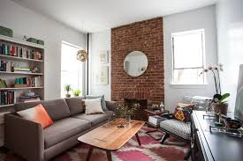Decorating A Tiny Apartment A Brooklyn Maker U0027s Ever Evolving Small Apartment Home Tours 2014