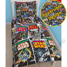Star Wars Duvet Cover Double Boys Character Single Rotary Duvet Covers Star Wars Avengers Paw
