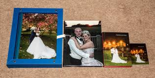 wedding photo albums for parents rick dell wedding photograpy packages