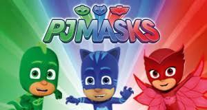 pj masks disguise
