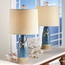 Nautical Table Lamps Small Nautical Table Lamps Decorating Your Home With Nautical