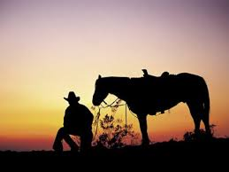 powerful a cowboy s thanksgiving for god s alone