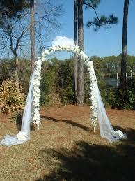 wedding arch entrance unique floral arrangement ideas for events homes do