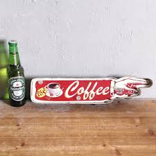Home Decoration Online Shop Online Shop Decorative Coffee Painting Creative Neon Sign Bar Wall