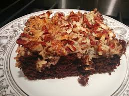 got it cook it german chocolate dump cake