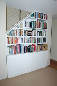 1000 ideas about shelves under stairs on pinterest staircase