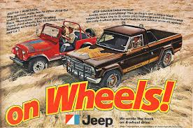 jeep cherokee ads vintage jeep ad golden eagle pickup jeep ads pinterest