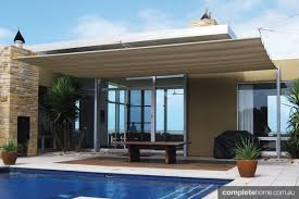 Shade Awnings Melbourne Safe Outdoor Living Fixed And Retractable Shade Systems
