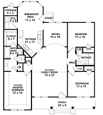 bi level house floor plans small one level house plans tremendous single story elevated house