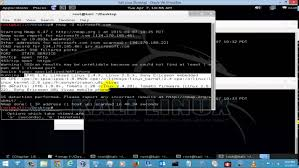 kali linux latest tutorial how to use nmap in kali linux tutorial youtube