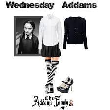 diy wednesday addams halloween costume