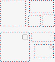 envelope border pattern envelopes of various sizes letter border envelope border letter