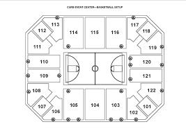 massey hall floor plan belmont university basketball setup cec