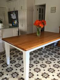 kitchen table superb retro dining table french style table and